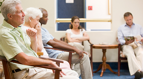 Just Call My Name: HIPAA in the Waiting Room
