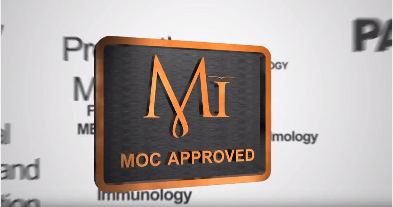 LAMMICO CME Approved for MOC